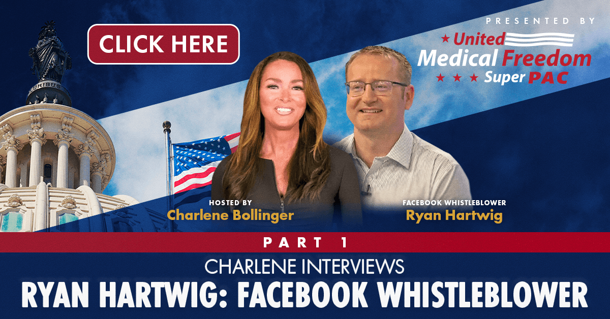 Part 1 – Charlene interviews Ryan Hartwig: Facebook Whistleblower
