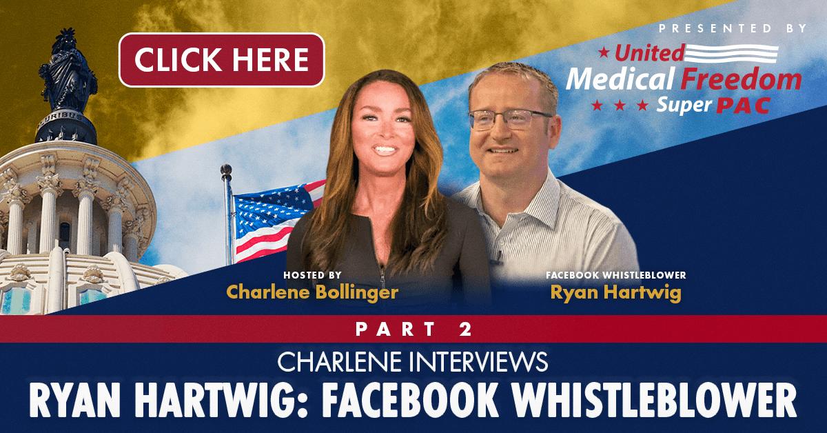 Part 2 – Charlene interviews Ryan Hartwig: Facebook Whistleblower